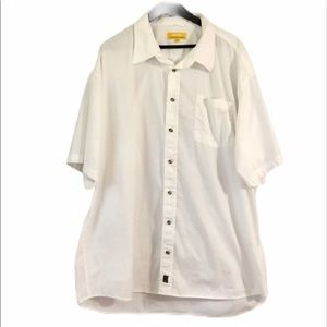 Jeep Mens Embroidery Logo Button Front Shirt